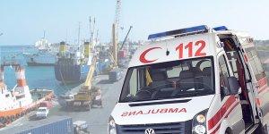 Gemi kaptanı ihmalden tutuklandı