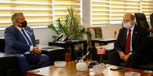 """Tatar: """"Çeşitli ekonomik programların uygulanmasına odaklandık"""""""