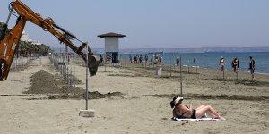Güneyde turist sayısında %98.2 düşüş