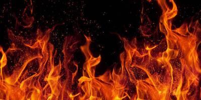 Akıncılar'da dün yangın çıktı
