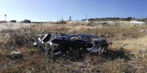 Kıbrıslı Türk motor kazasında can verdi