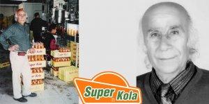 Süper Cola'nın kurucusu Ali Eyüpoğlu hayatını kaybetti
