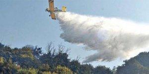 Alevkayası'ndaki yangın kontrol altına alındı