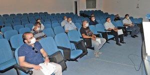 Gönyeli'de şoför ve taşımacılık personeline Covid-19 eğitimi