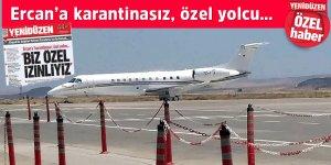 'BİZ ÖZEL  İZİNLİYİZ'