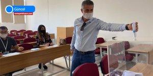 DAÜ'de 2'nci Tur seçimi başladı