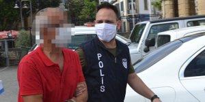 Eski kız arkadaşını tehdit etti tutuklandı