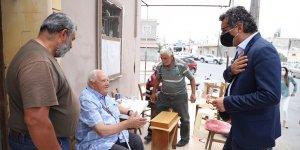 """Erhürman'ın Dikmen ziyareti: """"Hükümet ciddi değil"""""""