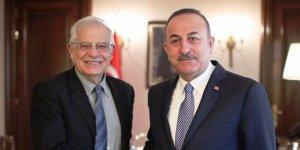 """Çavuşoğlu: """"Kıbrıs'ta diyalog başlatmaya hazırız"""""""