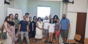 """Kuir Kıbrıs Derneği, """"Renklerin Çeşitliliği"""" Projesini Güzelyurt'a taşıdı"""