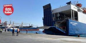 Tır şoförleri de Mağusa Limanı'ndan 'test'le çıkabilecek, 7 gün giriş-çıkış yapacak