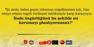 """""""Cumhurbaşkanlığı Sözcüsü'nün karara destek açıklamaları talihsiz"""""""