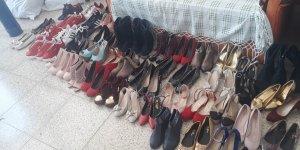 Limasol Sigorta ayakkabı bağışında bulundu