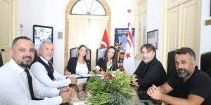 KAÜ ile KAMUSEN arasında işbirliği protokolü