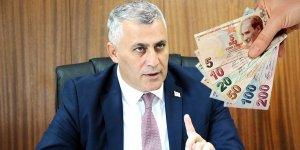 """""""1 milyon 279 bin TL'lik miktar bugün bankalara yatırıldı"""""""