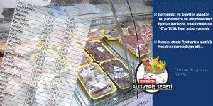 Kırmızı et ve ithal ürünlerde  Pahalılık korkunç