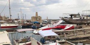 Girne Marina'da hırsızlık