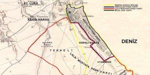 """""""Ağrotur İngiliz Üssü'nde Osmanlı vakıflarına ait arazi bulunuyor"""""""