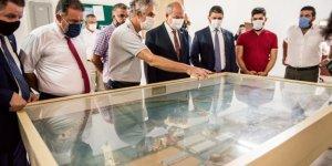 """Tatar: """"Maraş açılınca liman daha da değer kazanacak"""""""