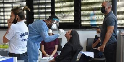Girne Belediye çalışanlarına PCR testi