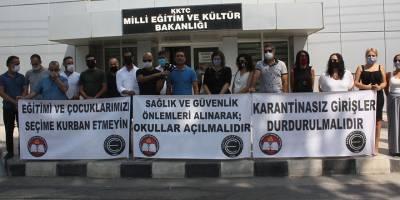 'Eğitimi seçimlere kurban etmeyeceğiz'