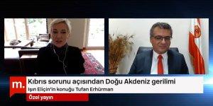 """""""Doğu Akdeniz'de uzlaşı Kıbrıs'ta çözümden geçer"""""""