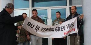 Mehmetçik Belediyesi'nde grev kaldırıldı