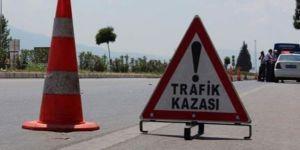 1 haftada 66 trafik kazası