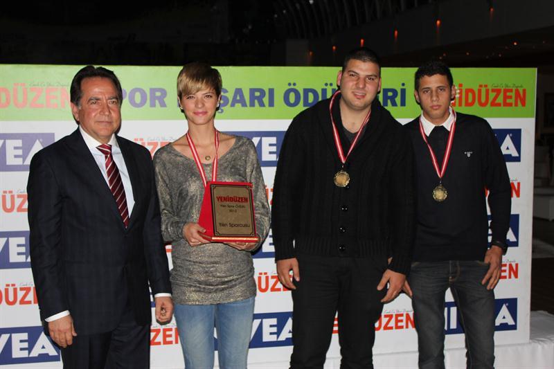 Yenidüzen Yılın Spor Ödüller 1