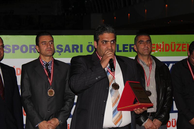 Yenidüzen Yılın Spor Ödüller 21