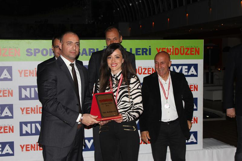 Yenidüzen Yılın Spor Ödüller 23