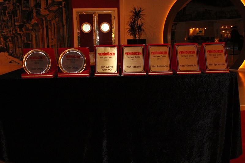 Yenidüzen Yılın Spor Ödüller 30