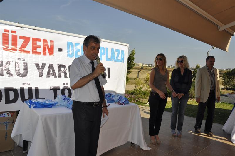 YENİDÜZEN-Deniz Plaza 2. Öykü Yarışması 33