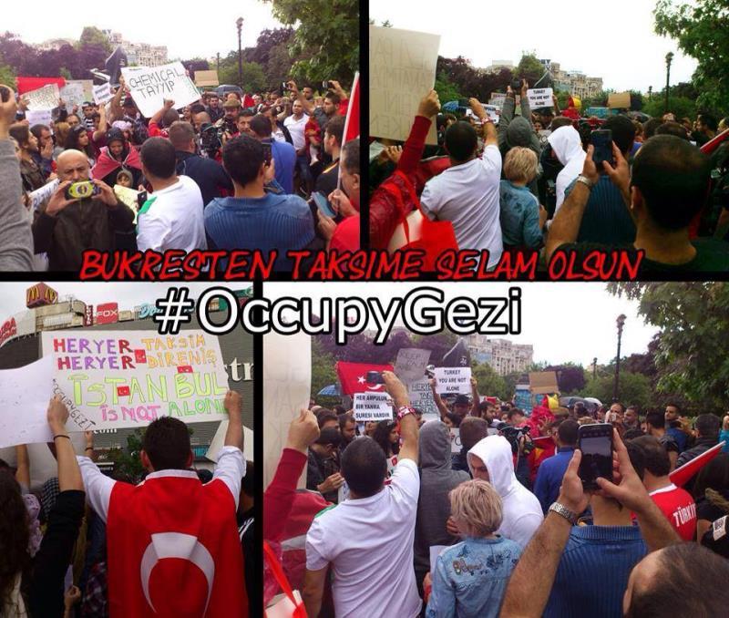 Her yer Taksim, Her yer Direniş 11