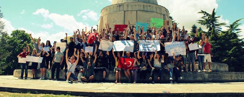 Her yer Taksim, Her yer Direniş 27