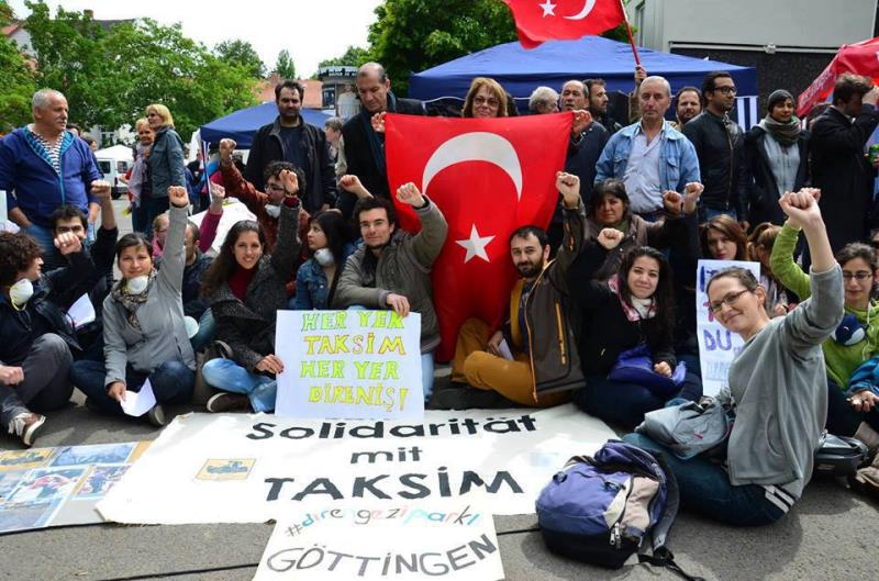 Her yer Taksim, Her yer Direniş 3