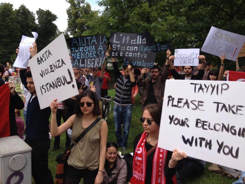 Her yer Taksim, Her yer Direniş 8