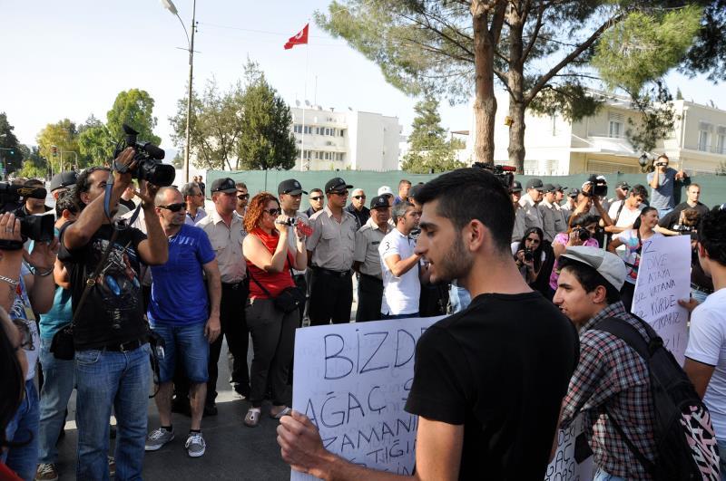 Gezi Parkı Direnişi Destek Miting 13