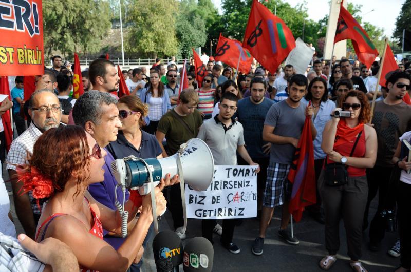 Gezi Parkı Direnişi Destek Miting 14
