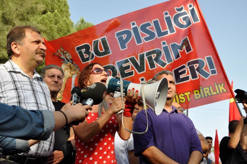 Gezi Parkı Direnişi Destek Miting 15