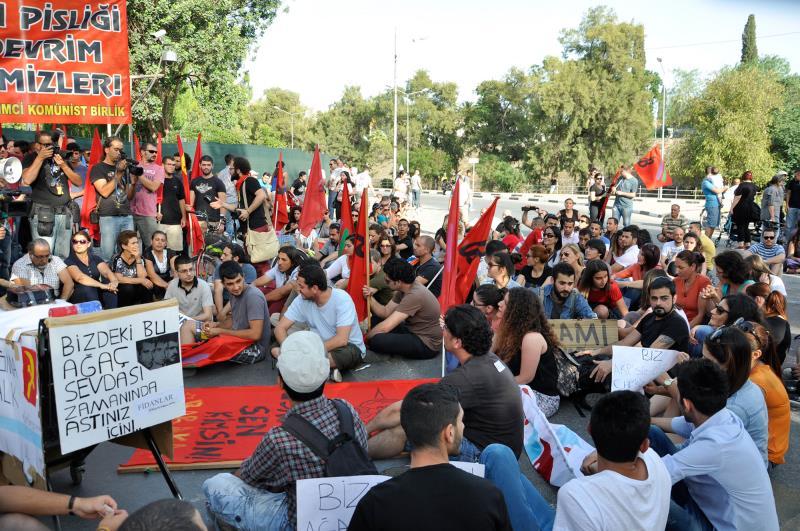 Gezi Parkı Direnişi Destek Miting 4