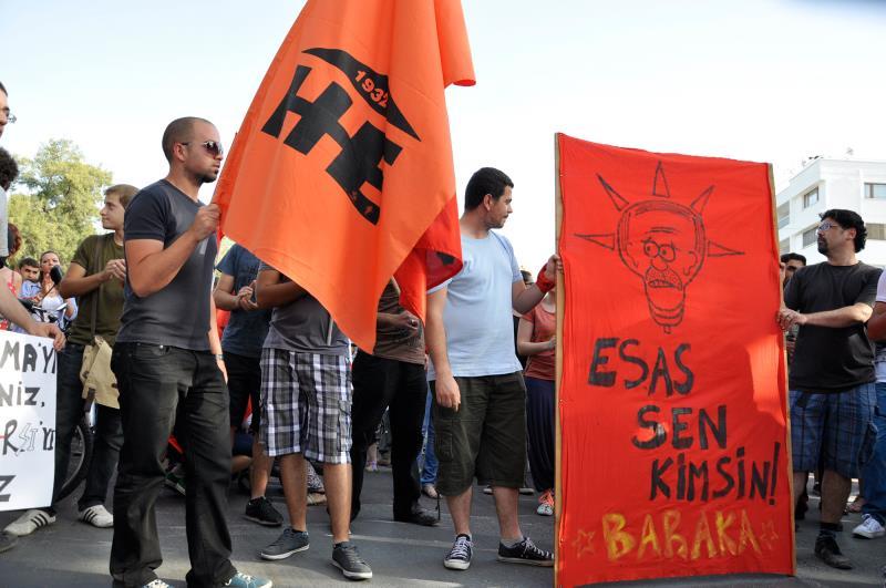 Gezi Parkı Direnişi Destek Miting 6