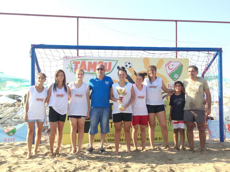 TAMSU Plaj Futbol Turnavası 2