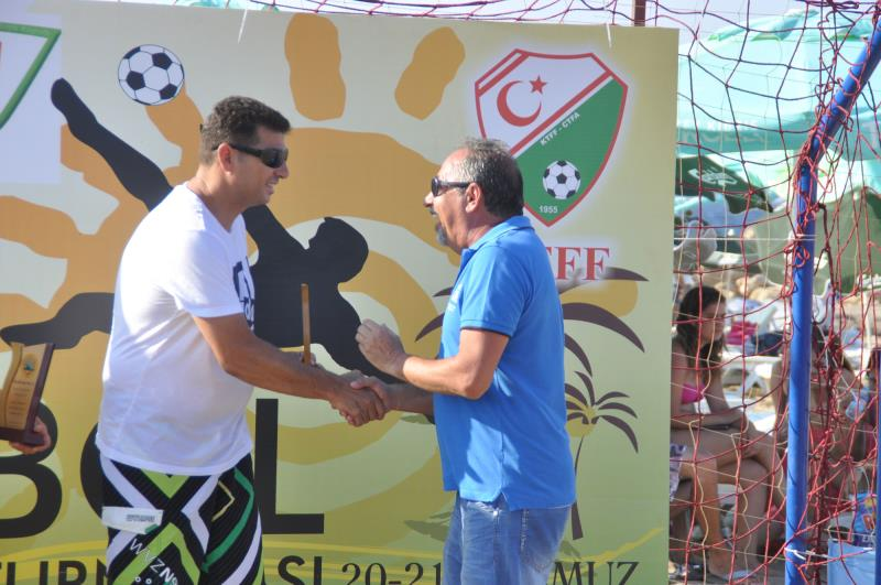 TAMSU Plaj Futbol Turnavası 5