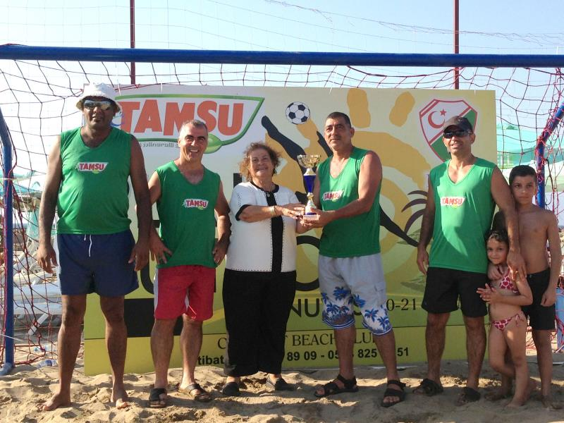 TAMSU Plaj Futbol Turnavası 8