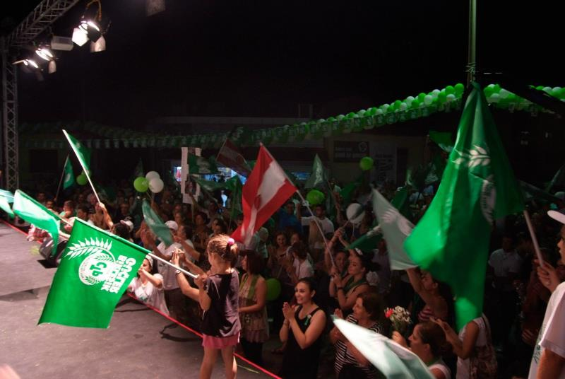 Partiler meydanda 9