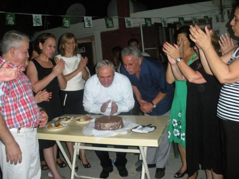 CTP seçim zaferini kutladı 3
