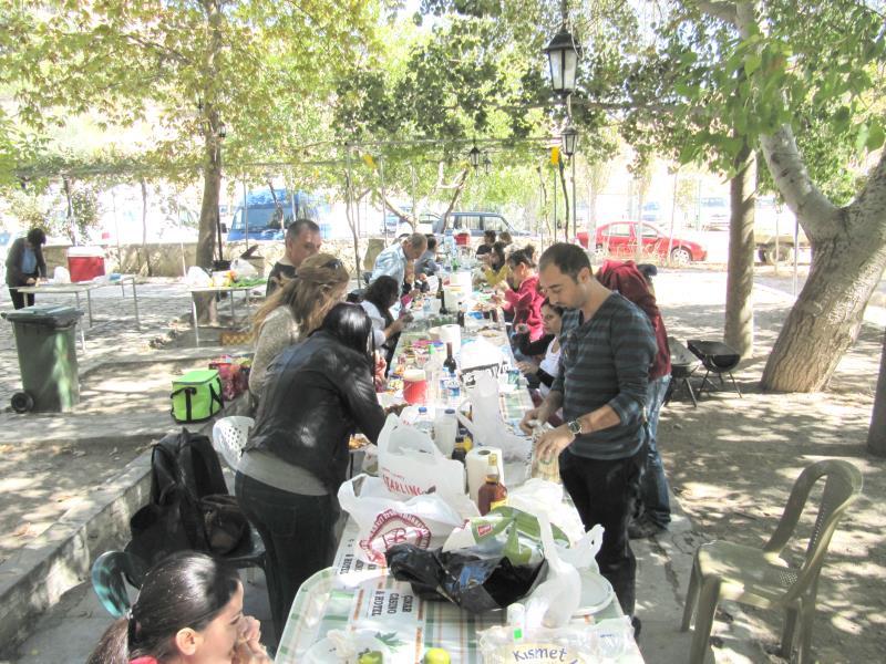 Gazeteciler piknikte buluştu 3