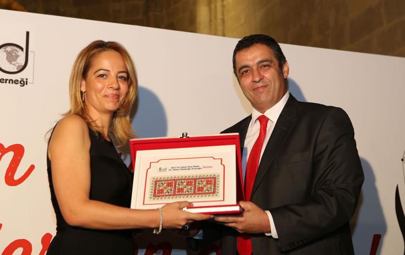 2013 yılı başarılı kadın girişimcileri ödülleri 10