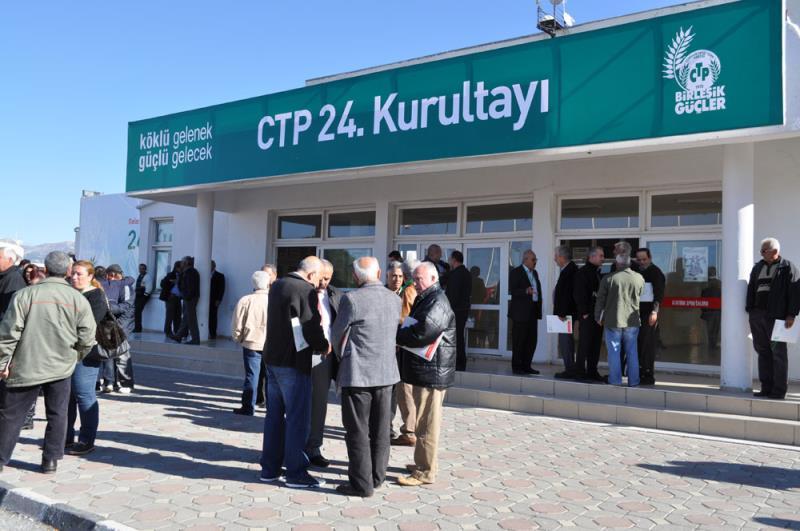 CTP-BG 8 Aralık 2013 Olağan Kurultayı 8